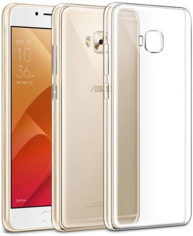 A-Allin1 Back Cover for Asus Zenfone 4 SELE PRO(Transparent, Silicon)