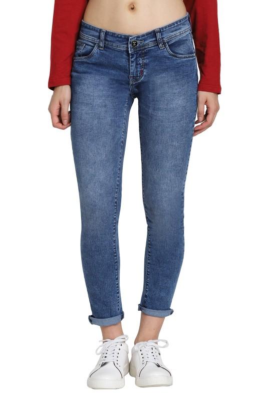JUMP USA Slim Women Blue Jeans