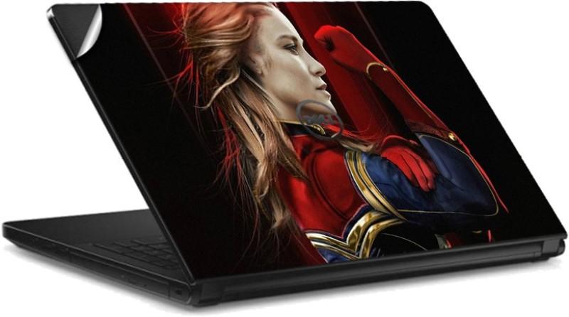 GADGETS WRAP GWSI-41751 Printed Captain Marvel 2019 Arm Vinyl Laptop Decal 14