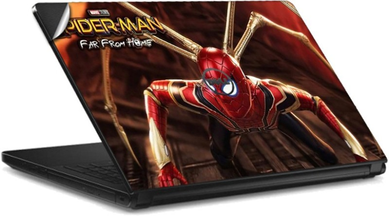 GADGETS WRAP GWSI-41781 Printed spider-man-far-from-home Vinyl Laptop Decal 14