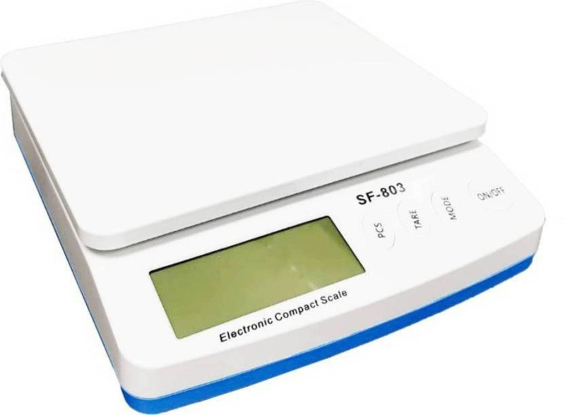 NIBBIN SCALE 30KG SF-803 INCLUDING CHARGER ADAPTER Weighing Scale Weighing Scale(Black, White, Blue)