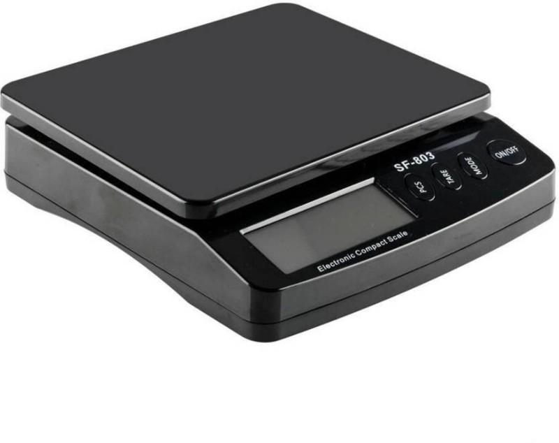 NIBBIN Digital 25kg x 1g Premium JIVO-17G8-5CFD Scale Balance Weighing Scale(Black, White, Blue)