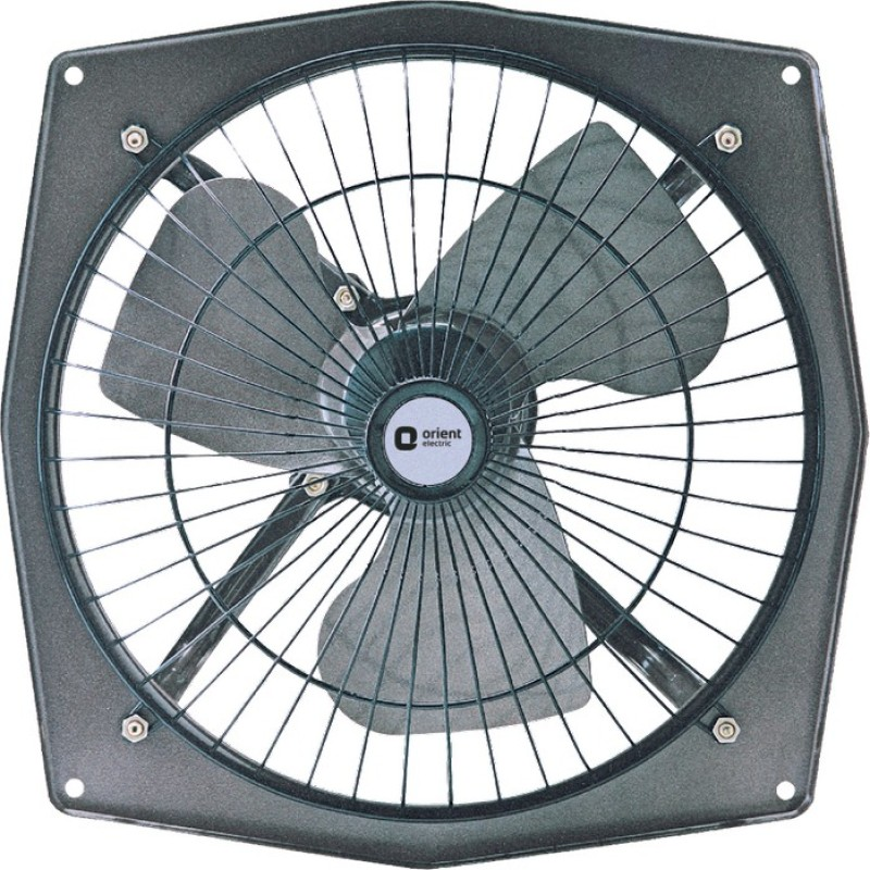 Orient Electric Air Flow 300mm 300 mm 3 Blade Exhaust Fan(Grey, Pack of 1)