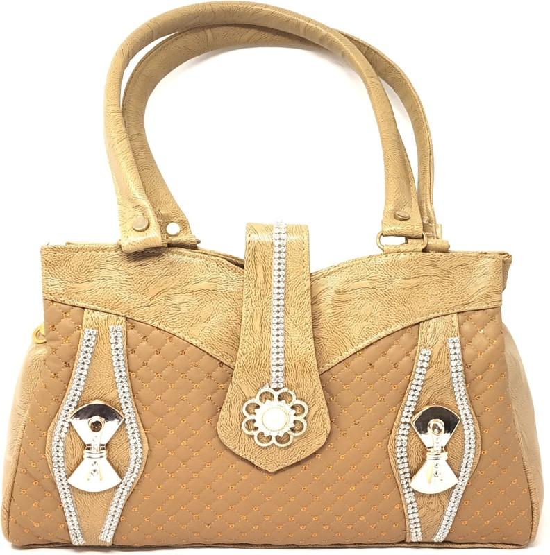 GC Guru Creation Women Brown Messenger Bag