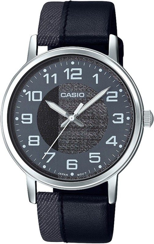 Casio A1619 Youth Analog ( MTP-E159L-1BDF ) Analog Watch - For Men