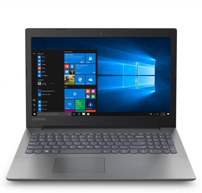 Lenovo Ideapad 330 APU Dual Core A6 - (4 GB/1 TB HDD/DOS) 330-15ast u Laptop(15.6 inch, Onyx Black)