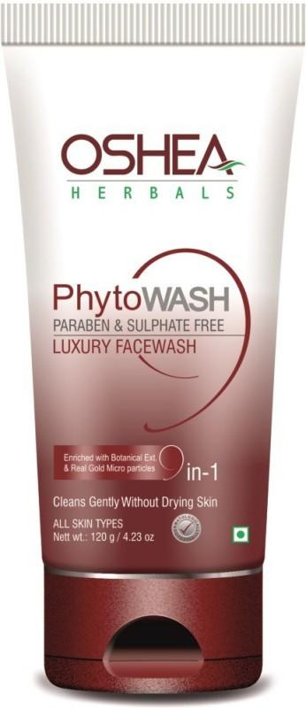 Oshea Herbals Phytowash Luxury Face Wash(120 g)