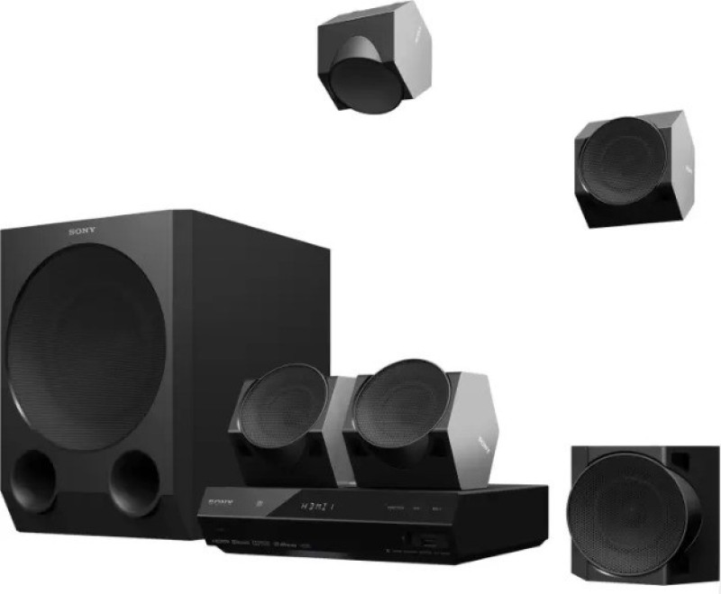 Sony RE-102-HT-SNY-92 5.1 Home Cinema(DVD)
