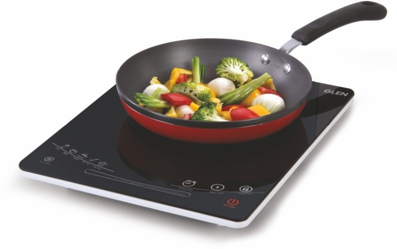 GLEN SA3079ULTRASLIM Induction Cooktop(Black, Touch Panel)