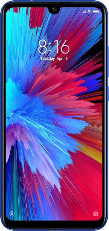 Redmi Note 7S (Sapphire Blue, 32 GB)(3 GB RAM)