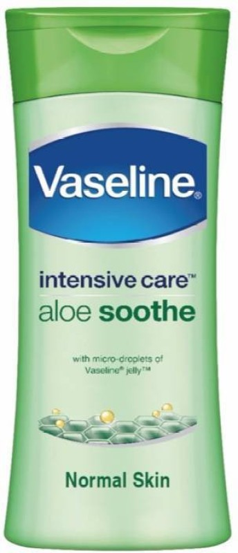 Vaseline Intensive Care Aloe Soothe Body Lotion(100 ml)