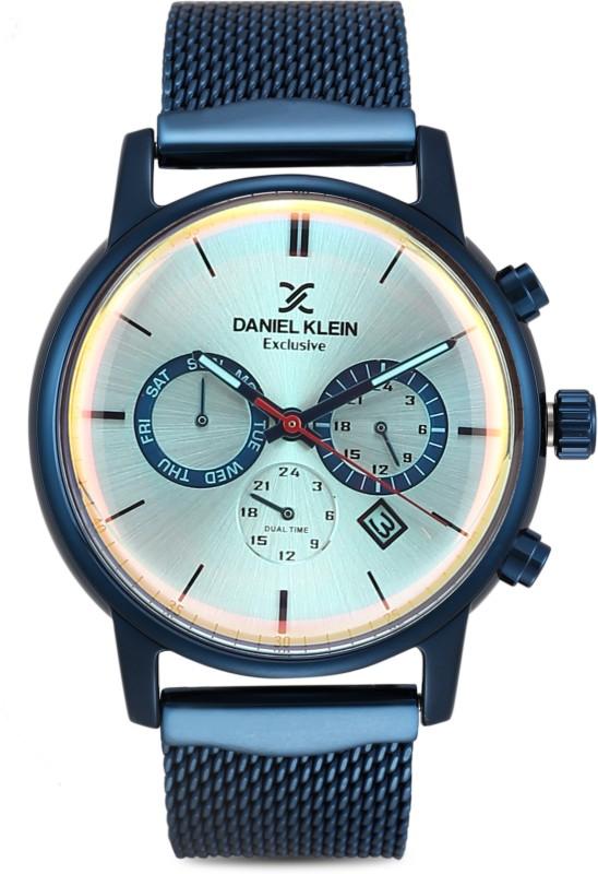 Daniel Klein DK12006-4 Analog Watch - For Men