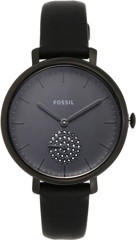 Fossil ES4490 Jacqueline Analog Watch - For Women
