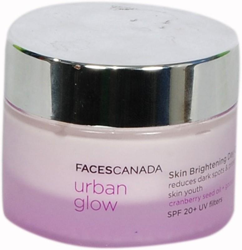 Faces Urban Glow Skin Brightening Day Cream 50 G 50 G Buy Online In Guernsey At Guernsey Desertcart Com Productid 158420654