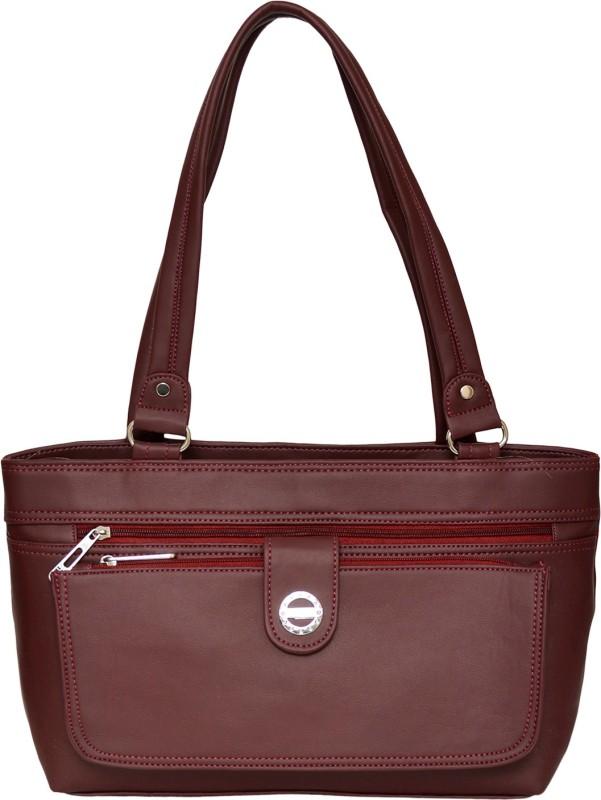 FD Fashion Soft Women Maroon Shoulder Bag