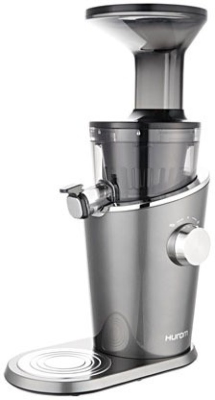 Hurom H-100 150 Juicer(Titanium Grey, 2 Jars)