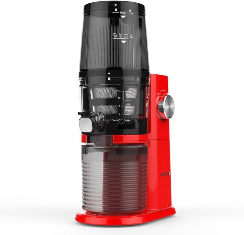 Hurom H-AI 150 Juicer(Vivid Red, 2 Jars)
