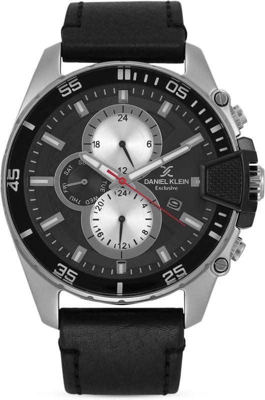 Daniel Klein DK12035-2 Analog Watch - For Men
