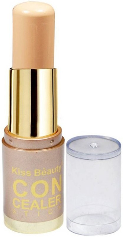 Kiss Beauty Concealer & Highlighter Stick 51008-05  Concealer(Peach Natural, 10 ml)