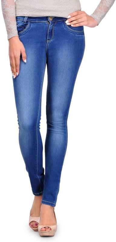 Fashion Cult Fusion Slim Women Light Blue Jeans