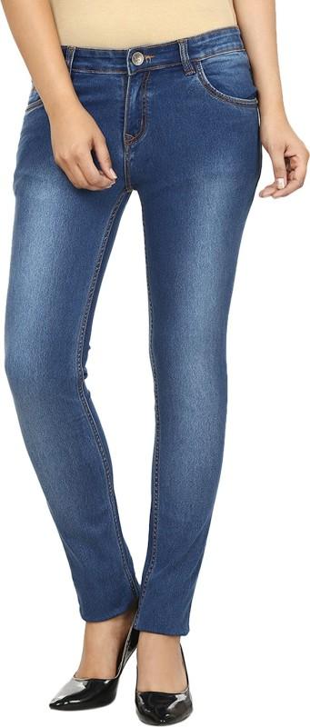 Fashion Cult Slim Women Light Blue Jeans