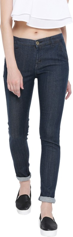 Fashion Cult Slim Women Blue Jeans