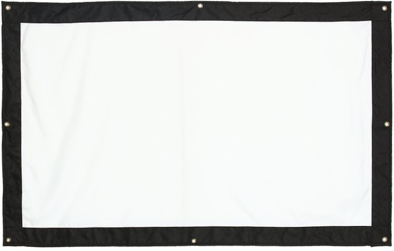 WDS ®Eyelet Projector Screen 84