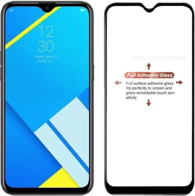Lilliput Tempered Glass Guard for Realme C2