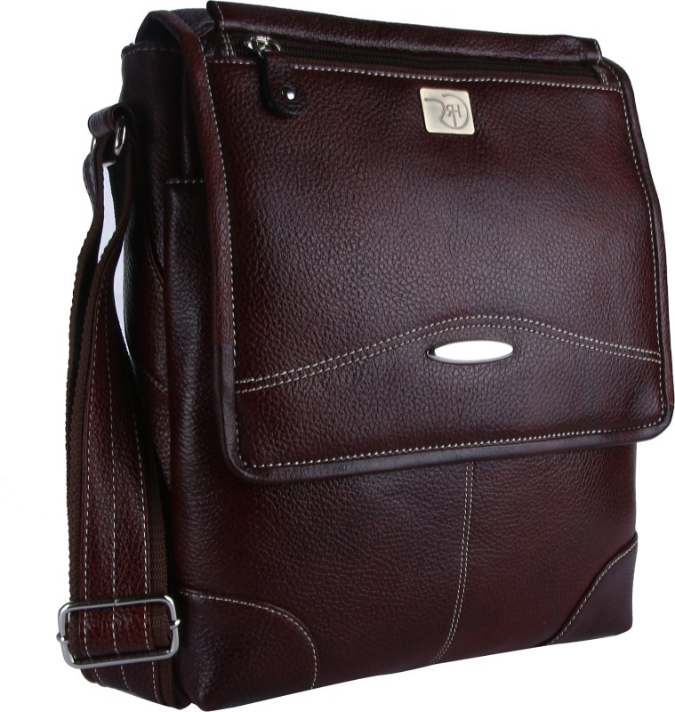 ROME HUNTERS Brown Sling Bag