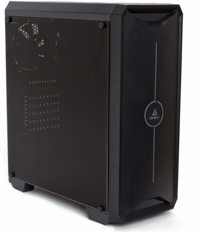 Electrobot EB-R3 Mid Tower with Quad Core 8 GB RAM 1 TB Hard Disk 120 GB SSD Capacity 4 GB Graphics Memory(Free DOS)