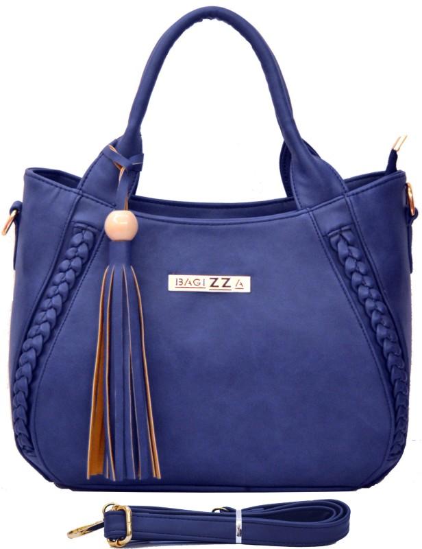 BAGIZZA Women Blue Hand-held Bag