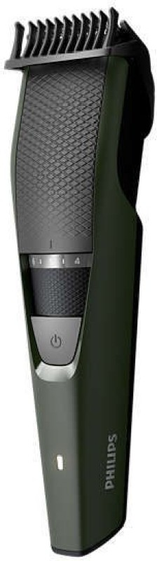 Philips BT3211/15 Runtime: 60 min Trimmer for Men(Green)