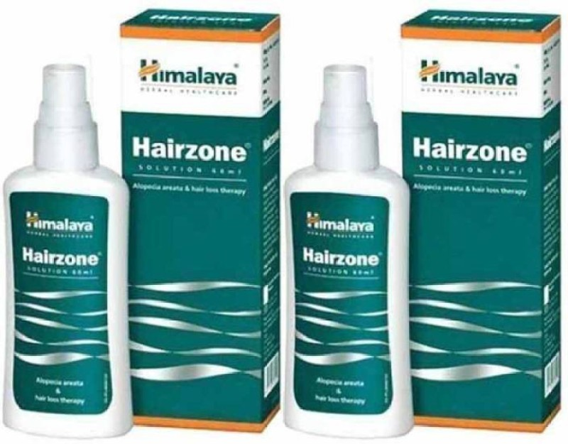 Himalaya Hairzone Solution 60ML Each (Pack of 2)(120 ml)
