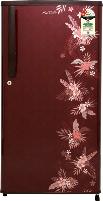Avoir 195 L Direct Cool Single Door 2 Star Refrigerator(WINE TITANIUM, ARDG2052WT)