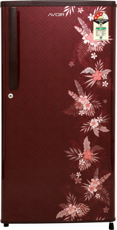Avoir 195 L Direct Cool Single Door 3 Star Refrigerator(Wine Titanium, ARDG2053WT)