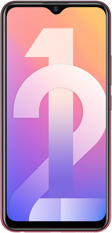 Vivo Y12 (Burgundy Red, 32 GB)(4 GB RAM)