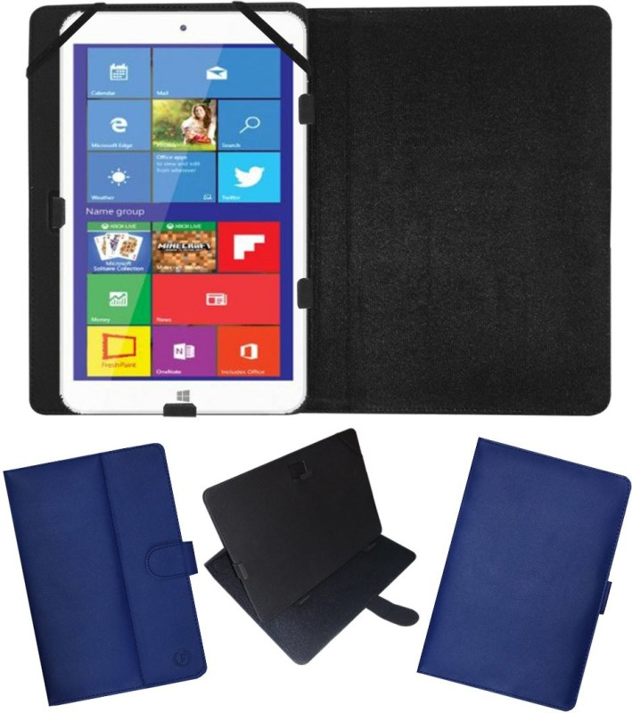 Fastway Flip Cover for Pantel Penta T-Pad WS802X Tablet(Blue, Cases with Holder)
