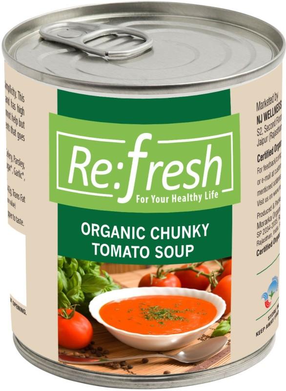Refresh Organic Chunky Tomato Soup(200 g)