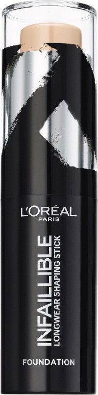 L'Oreal Paris Infallible Foundation Stick Foundation(160 Sand, 9 g)