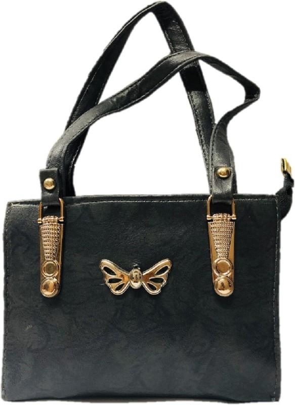 HIGH-CHOICE Women Black Hand-held Bag