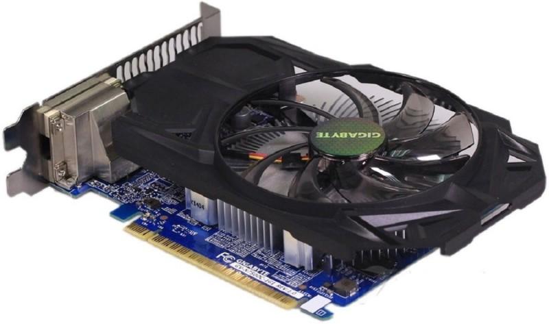 Gigabyte NVIDIA GTX-750-1GB 1 GB GDDR5 Graphics Card(Blue)