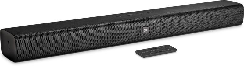 JBL BAR20 Stereo Bluetooth Soundbar(Black, 2.0 Channel)