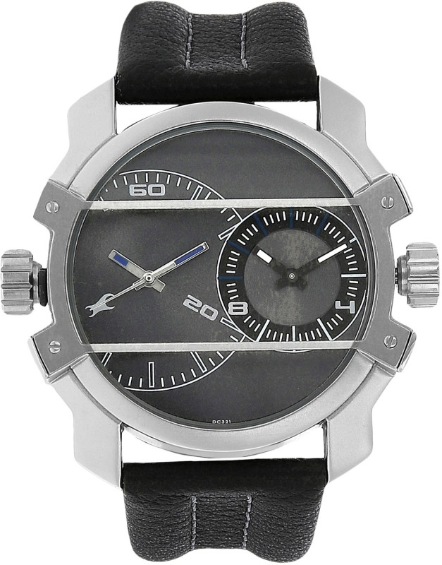Fastrack NG3098SL01C Midnight Party Analog Watch - For Men