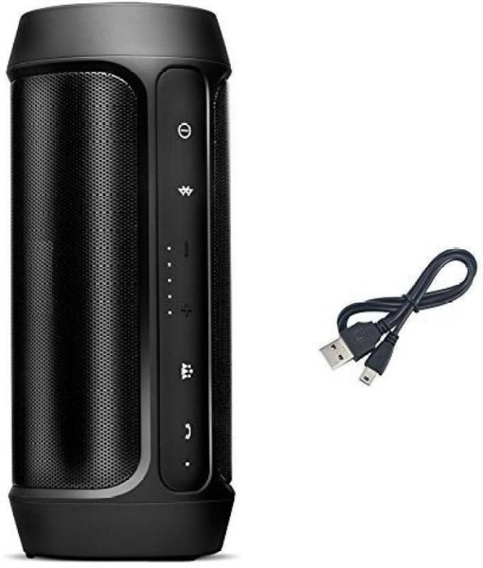 T GOOD Lite TGL-Charge2plus-BL 20 W Bluetooth Speaker(Black, 4.1 Channel)