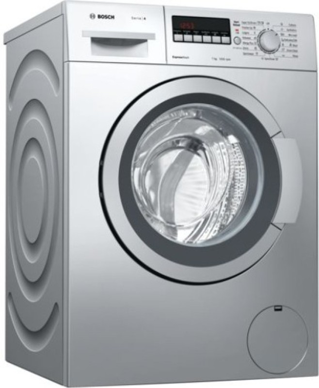 Bosch 7 kg Fully Automatic Front Load Grey(WAK2426SIN)