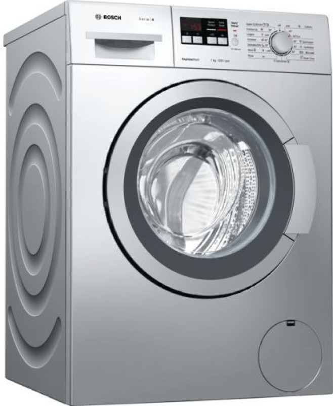 Bosch 7 kg Fully Automatic Front Load Grey(WAK2416SIN)
