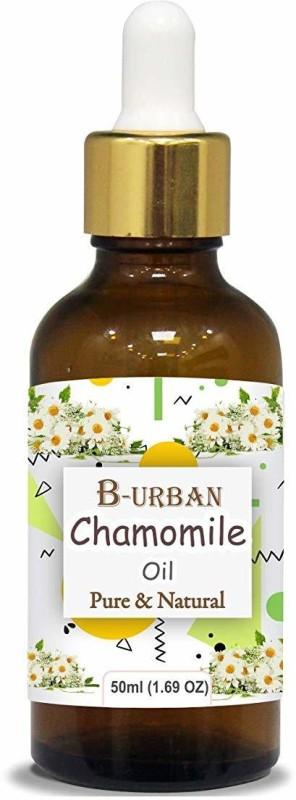 B-urban Chamomile Oil 100% Natural Pure Undiluted Uncut Essential Oil 50ml(50 ml)