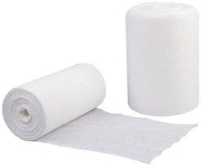 Agarwals Surgical Cotton Roll 50gms(Pack Of 10)(10 Units)