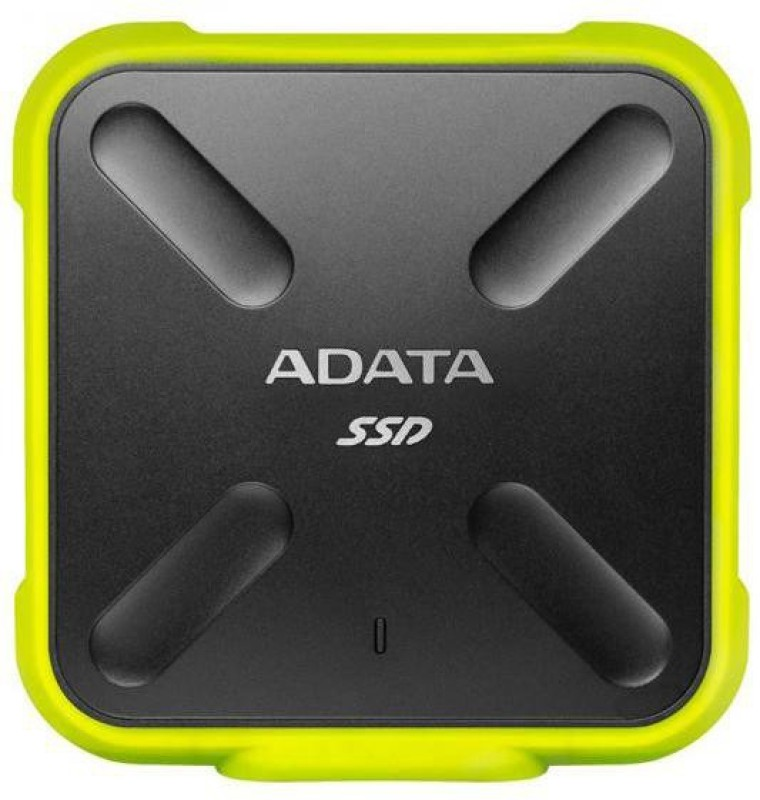 ADATA 1 TB External Solid State Drive(Yellow)
