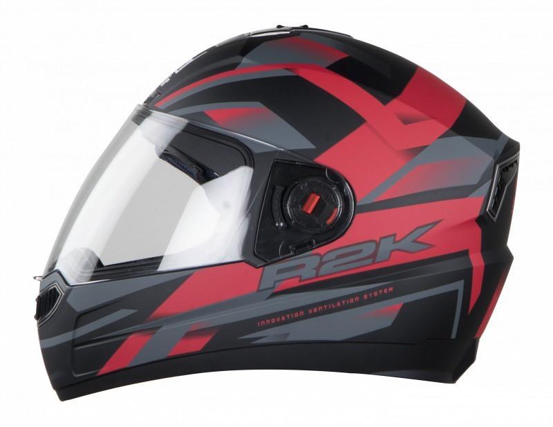 Steelbird SBA-1 R2K Motorbike Helmet(SBA-1 R2K)